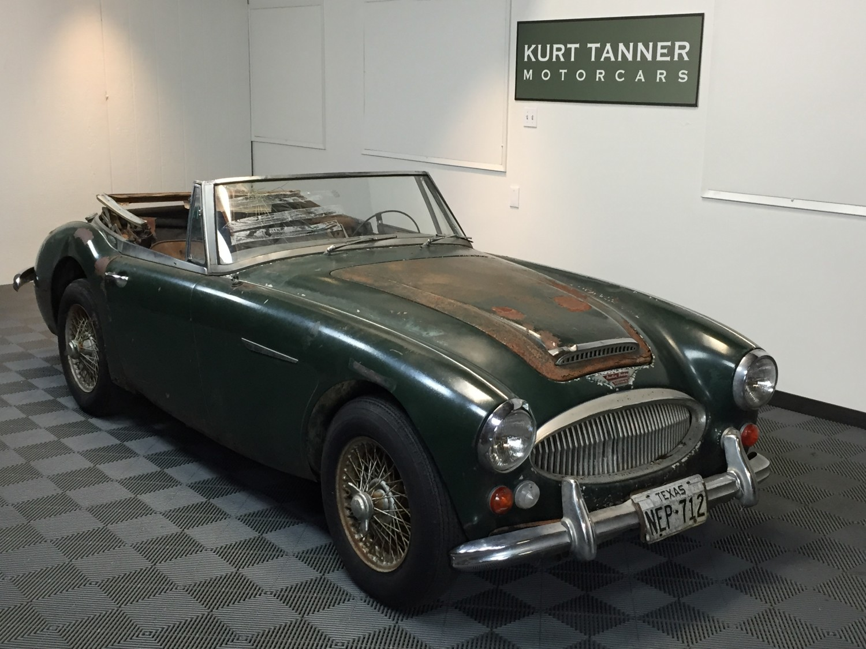 Kurt Tanner Motorcars » Blog Archive » 1966 AUSTIN HEALEY 3000 MK3 ...