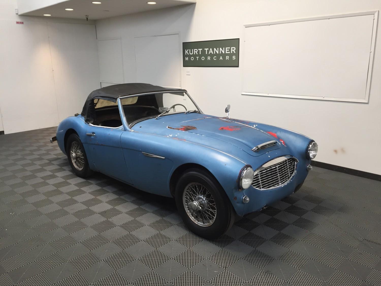 Kurt Tanner Motorcars » Blog Archive » 1959 AUSTIN HEALEY 3000 MK1 ...